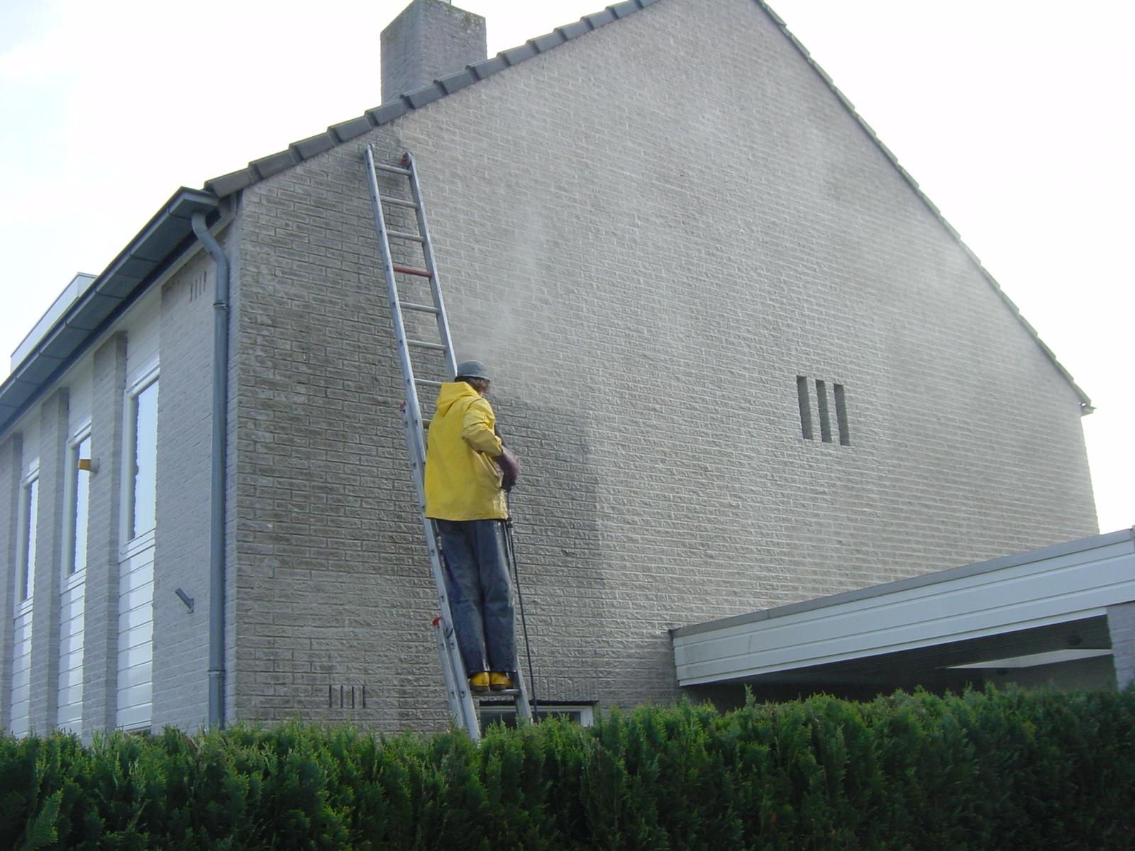 gevelreiniging Breda